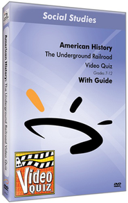 The Underground Railroad DVD & Guide  -