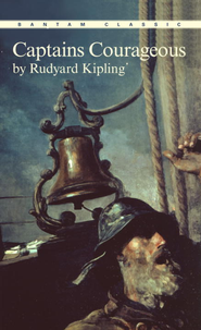 Captains Courageous - eBook  -     By: Rudyard Kipling