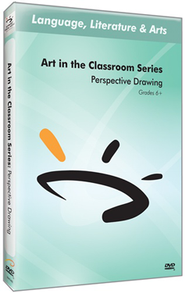 Art In The Classroom Series: Perspective Drawing DVD  -