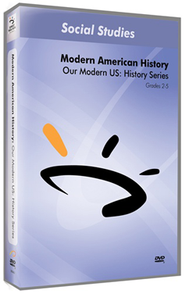 Our Modern US: History Series 5 DVD & Guide Pack  -