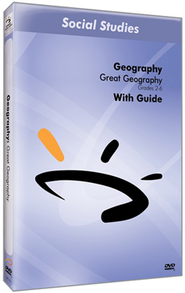 Great Geography DVD  -