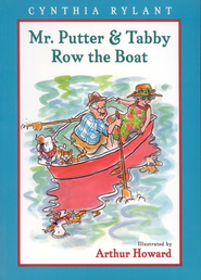 Mr. Putter & Tabby Row the Boat   -     By: Cynthia Rylant