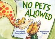 No Pets Allowed   -     By: Morgan Reed Persun