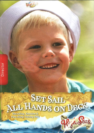 Set Sail: All Hands on Deck Recruiting, Overview & Pass-along DVD  -