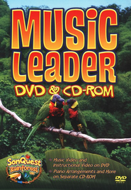 Music Leader DVD & CD   -