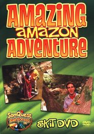 Amazing Amazon Adventure Skit DVD  -