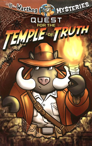 Bill the Warthog Mysteries #4: Quest for the Temple of Truth    -