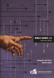 Bible Guide C Student Workbook (KJV)  -     By: Jessie Mae Bruinooge, Martha Bruinooge