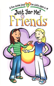 Just for Me: Friends, A Fun Guide for Girls   -     By: Katrina Cassel