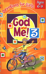 God and Me Volume #3 - Ages 6-9  -