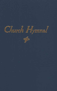 Church Hymnal, Blue   -