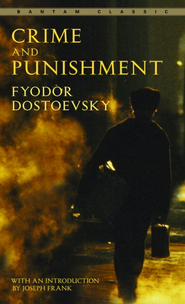 Crime and Punishment - eBook  -     By: Fyodor Dostoevsky, Constance Garnett, Fyodor Dostoevsky