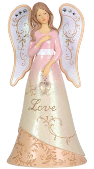 Love Angel, Precious Moments Figurine  -