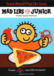 Mad Libs Junior: Snack Attack!   -     By: Roger Price, Leonard Stern