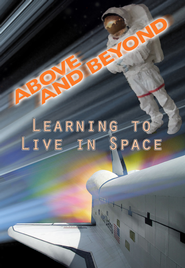 Learning to Live in Space DVD  -