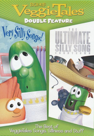 VeggieTales Double Feature DVD: Very Silly Songs! and The  Ultimate Silly Song Countdown  -