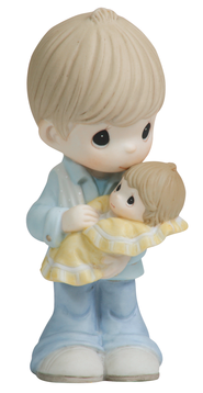 Special Is A Father's Love, Precious Moments Figurine  -
