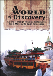 Sailing Through Russia's Waterways: From Moscow to Saint Petersburg DVD  -