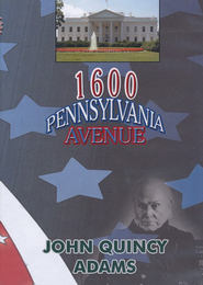 John Quincy Adams DVD  -