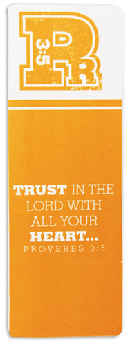Trust in the Lord Bookmark  -