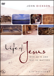 Life of Jesus: Who He Is and Why He Matters DVD  -              By: John Dickson