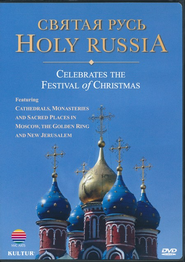 Holy Russia: Celebrates the Festival of Christmas DVD  -