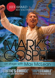Mark's Gospel on DVD  -     By: Max McLean