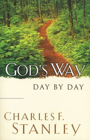 God's Way Day By Day  -     By: Charles F. Stanley