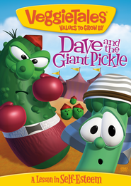 Dave and the Giant Pickle (reissue) VeggieTales DVD  -