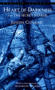 Heart of Darkness and The Secret Sharer - eBook  -     Edited By: Franklin Walker     By: Joseph Conrad