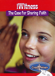 iWitness: The Case for Sharing Faith  -     By: Ginghamsburg Children's Ministry