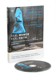 Real Women, Real Faith Volume 2, DVD    -     By: Amena Brown, Jonalyn Fincher, Elisa Morgan