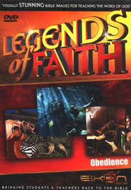 Legends of the Faith: Obedience  -              By: Eikon Bible Art