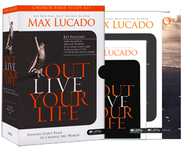 Outlive Your Life Church Bible Study Kit  -     By: Max Lucado