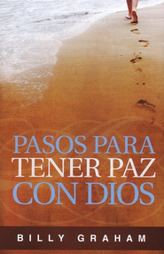 Pasos para Tener Paz con Dios, 25 Tratados  (Steps to Peace with God, 25 Tracts)  -     By: Billy Graham