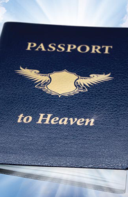 Passport to Heaven, Pack of 25 Tracts  -