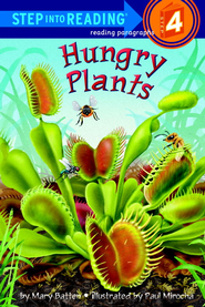 Hungry Plants - eBook  -     By: Mary Batten