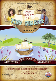 Odyssey of Tiny Pirate: A Five Week Curriculum Adventure, The  -     By: Matthew Young, Jared Young