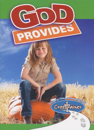 God Provides, CrossTrainer DVD & CD-ROM    -