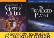 The Privileged Planet & Unlocking the Mystery of Life, DVD Pack    -