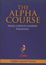Alpha Course Small Group Leaders' Training DVD   -