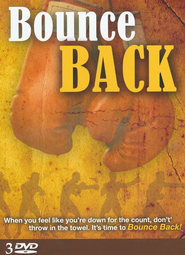 Bounce Back Series, 3 DVD Set  -     By: T.D. Jakes