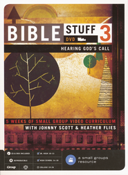 Junior & Senior High Bible Stuff, Volume 3: Hearing God's Call--DVD Curriculum  -              By: Johnny Scott