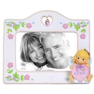 Precious Moments Angel Love Photo Frame   -              By: Precious Moments