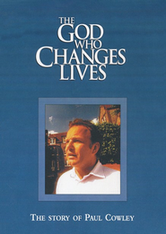 The God Who Changes Lives, DVD  -