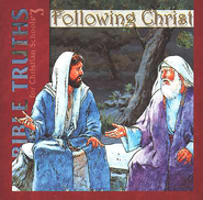 BJU Bible Truths 3: Following Christ CD    -