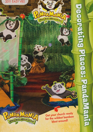 Decorating Places: PandaMania DVD  -
