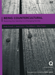 Being Countercultural: Our Posture in a Changing Society--DVD  -              By: Gabe Lyons