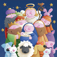 Children's Nativity Advent Calendar   -