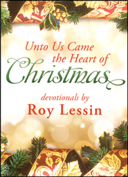 The Heart of Christmas (Roy Lessin) Devotional Booklet  -